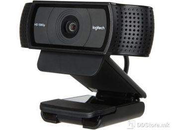 LOGITECH HD PRO C920 1080p USB 960-001055 WEB CAMERA