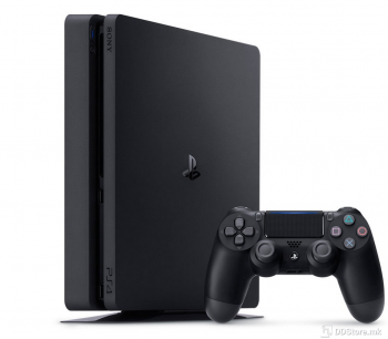 Sony Entert PS4 500GB F Chassis Black+Fifa20
