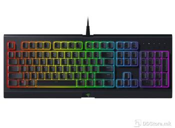 Razer Cynosa V2 Chroma RGB Membrane Gaming Keyboard, Black