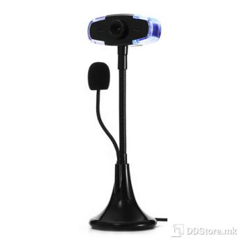 LDK L8 Full HD 1080p w/separate Microphone Camera