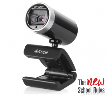 A4 Tech 720P HD WEBCAM (PK-910P)