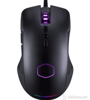 CoolerMaster CM310 Gaming Mouse, Gaming Grade Optical Sensor PixArt A3325