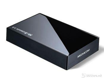 "Mediacom MYSTORAGE 3.0 External Rack 3.5"" USB 3.0 for SATA"