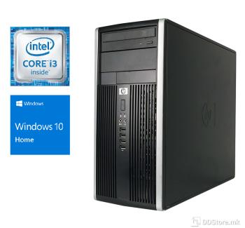 HP Compaq Elite 8200 Tower i3/ 8GB/ 120GB+250GB/ W10