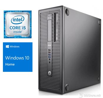HP EliteDesk 800 G1 MT i5/ 16GB/ 240GB+250GB/ W10