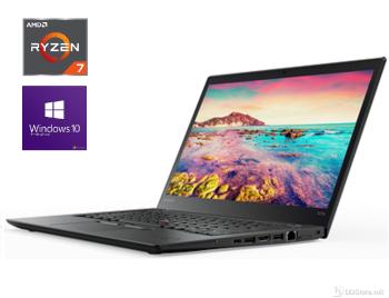 "Lenovo ThinkPad T495s 14"" Ryzen™ 7 Pro/ 16GB/ 512GB/ W10P"