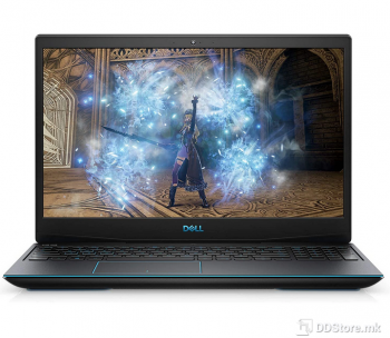 "Dell G3 15 3500 15.6"" FHD/ i5-10300H/ 8GB/ 512GB SSD/ GTX 1650Ti 4GB/ Ubuntu/ Black"