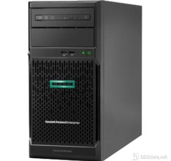 HPE Server Proliant ML30 Gen10, Xeon® E-2224, 1x 16GB, 1 x 350W PSU, S100i