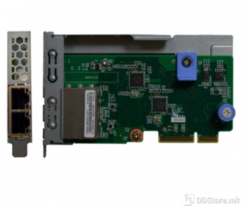 Lenovo Ethernet Adapter, ThinkSystem 1Gb 2-port RJ45 LOM