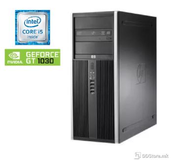 HP Compaq Elite 8300 CMT i5/ 8GB/ 240GB+250GB/ GT1030 NEW