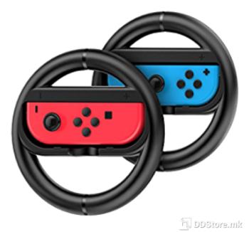 Steering Wheel Twin pack for Nintendo Switch - SteelPlay