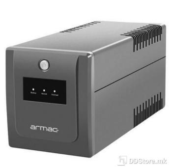UPS Armac Home 1000VA 650W 230V, 4xSchuko/ LED