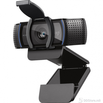 LOGITECH HD PRO C920s 1080p USB w/Privacy shutter 960-001252