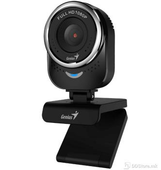 Genius Qcam 6000, Built-in microphone, 1080p Full HD