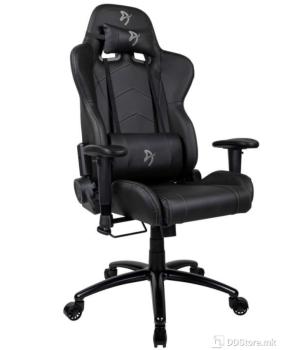 Arozzi Inizio Black PU Grey Logo Gaming Chair
