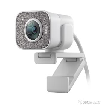 LOGITECH STREAMCAM 1080p 60fps USB-Type-C, White, 960-001297