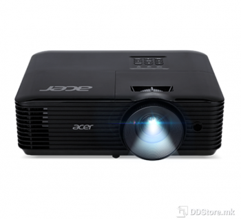 ACER X1227I, DLP 3D, XGA, 4000Lm, 20000/1, HDMI, Speaker, WiFi, 2.75kg