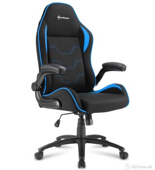 Sharkoon ELBRUS 1 Black/Blue Gaming Chair