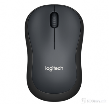 Logitech M220 black Mouse silent Wireless Optical