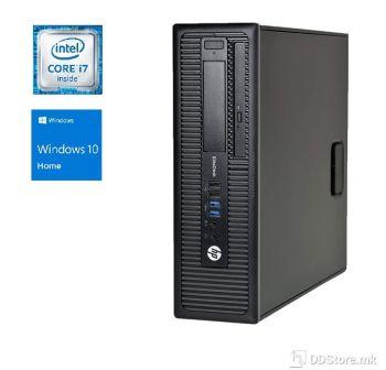 HP EliteDesk 800 G1 SFF i7/ 16GB/ 240GB+500GB/ W10