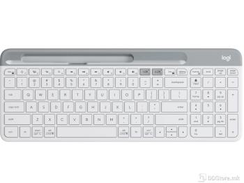 Logitech Wireless K580 White Keyboard