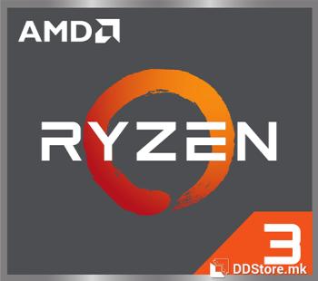 AMD Ryzen™ 3 3100 Quad-Core 3.6GHz AM4 18MB TRAY w/o Cooler