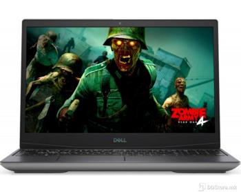 """DELL G5 5505-A753SLV GAMING (Silver) 15.6"""" FullHD Ryzen™7 4800H/ 8GB/ 512GB SSD/ W10"""