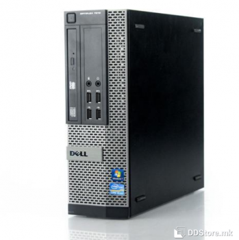 [OUTLET] Dell Optiplex 7010 SFF / 250GB HDD / i3 3220 / 4GB DDR3