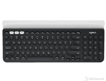LOGITECH K780 Dark Gray/Speckled White Multi-Device Unify 920-008042