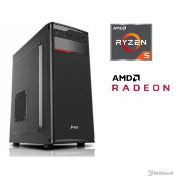 DD-Gamer Radeon Vega 11 Ryzen 5/ 8GB/ 240GB/ Radeon Vega 11