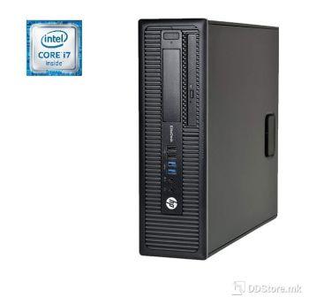 HP EliteDesk 800 G1 SFF i7/ 16GB/ 240GB+500GB