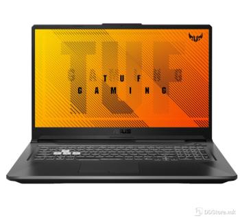 "ASUS TUF GAMING FX706LI-HX180 17.3"" FHD LED i7-10870H/ 16GB/ 1TB SSD/ GTX 1650 Ti"