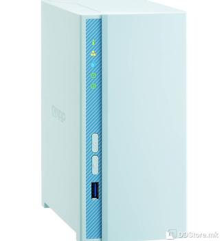 QNAP TS-230, Realtek RTD1296 quad-core 1.4GHz, 2 GB DDR4