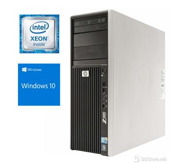 HP Workstation Z400 Xeon W3550/ 8GB/ 320GB HDD/ Quadro NVS290/ W10