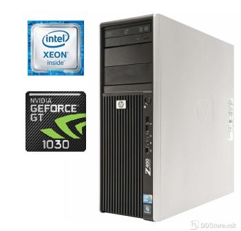 HP Workstation Z400 Xeon® W3550/ 8GB RAM/ 320GB HDD/ GT1030 NEW