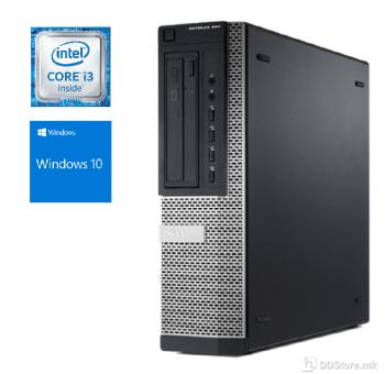 Dell OptiPlex 990 DT i3/ 8GB/ 120GB+250GB/ W10