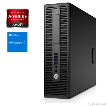 HP EliteDesk 705 G1 SFF AMD- A10/ 8GB/ 128GB/ W10