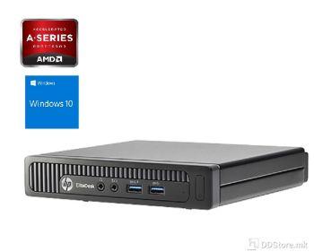 HP EliteDesk 705 G1 Mini PC AMD-A8/ 4GB/ 128GB/ W10