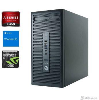 HP EliteDesk 705 G2 Tower AMD-A8/ 8GB/ 128GB/ GT1030 NEW/ W10