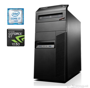 Lenovo ThinkCentre M93p Tower i7/ 16GB/ 256GB/ GT1030 NEW