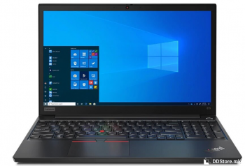 "Lenovo ThinkPad E15 Gen 2 Black 15.6"" i3-1115G4/ 8G/ 256G NVMe/ DOS"