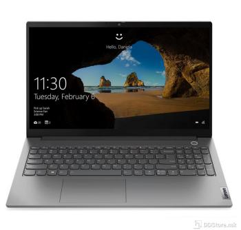 "Lenovo ThinkBook 15p IMH Mineral Grey 15,6"" i5-10300H, 16GB, 512GB, GTX 1650 4GB, DOS"