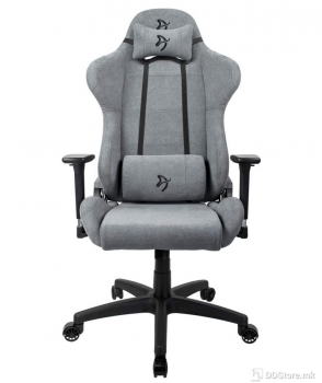 Arozzi Torretta Soft Fabric Ash Gaming Chair