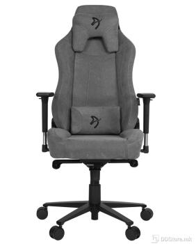 Arozzi Vernazza Soft Fabric Ash Gaming Chair