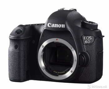 "Canon DSLR EOS 80D Body 24.2MP Full HD Wi-Fi 3.0"" display"