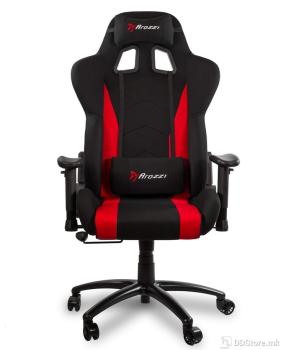 Arozzi Inizio Fabric Red Gaming Chair