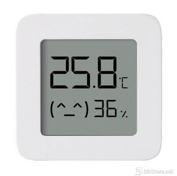 Xiaomi Mi Home Temperature & Humidity Monitor 2 WHITE, NUN4126GL