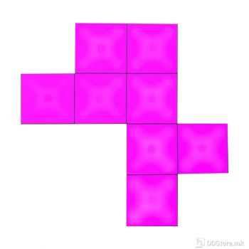 Wall Square Lights JEJA Music Sensitive RGB 6xLED