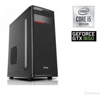 DD-Gamer Intel i5-10600/ 8GB DDR4/ 480GB SSD/ GTX 1650 4GB