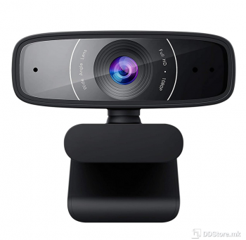 ASUS Webcam C3, USB camera with 1080p 30